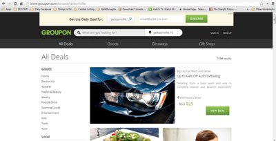 Groupon-Updated-site
